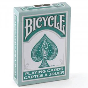 Bicycle Playing Cards Fashion Teal
