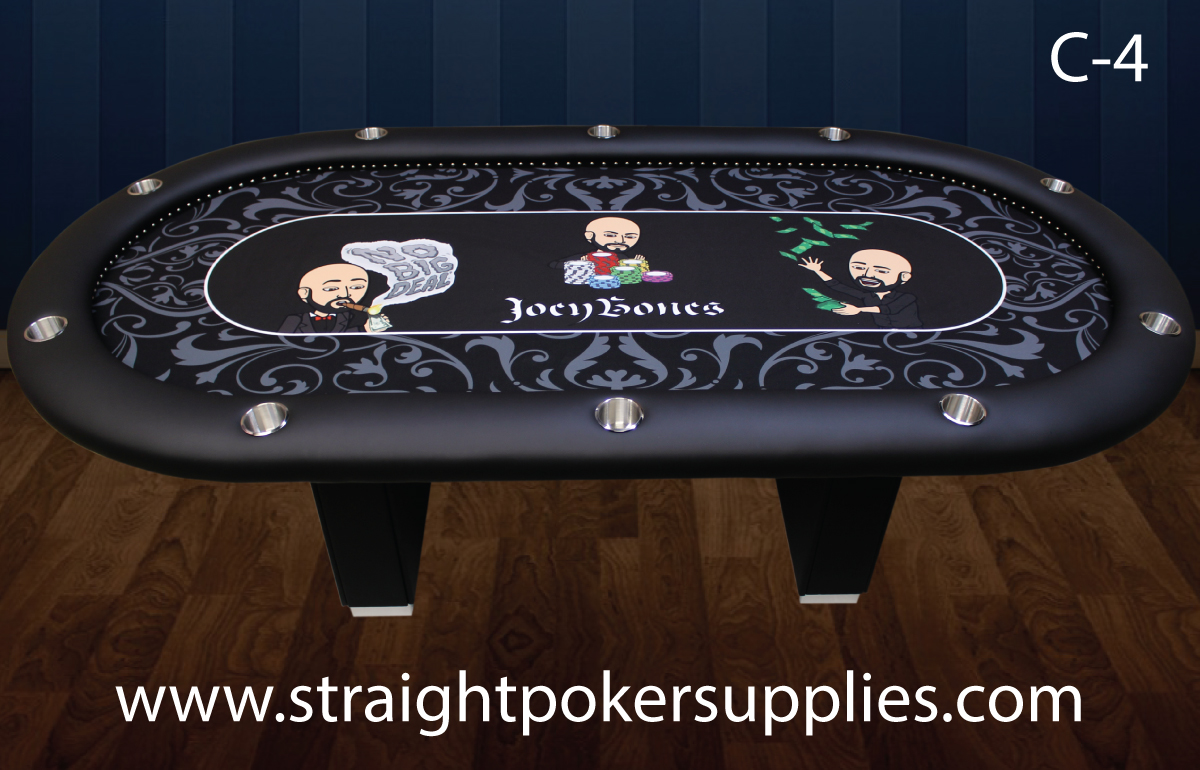 Poker Table Photo Gallery