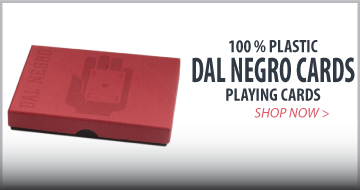 Dal Negro Playing Cards