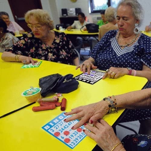 Bingo Papers