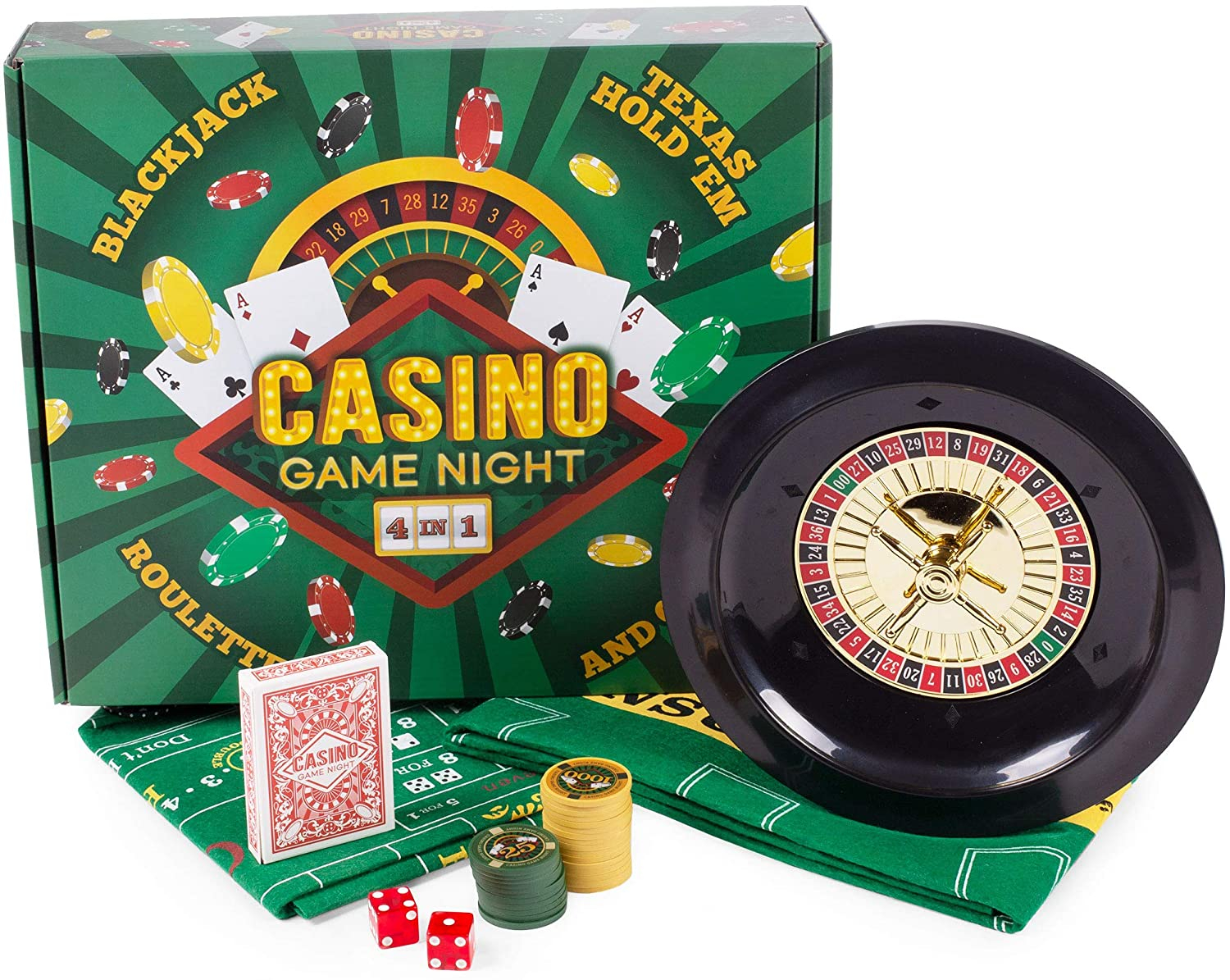 Casino Game Night