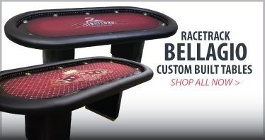 Bellagio custom poker table